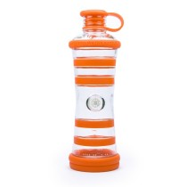 i9 Inspiration Glas-Trinkflasche 650 ml