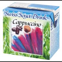 Soyana Swiss Sojadrink Cappuccino Bio 12 x 500 ml