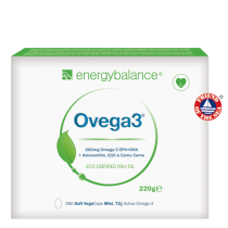 Energybalance Ovega 3 360 Kaps