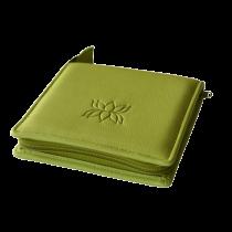 Lotus Bio - Lederetui leer mit 320 Schlaufen