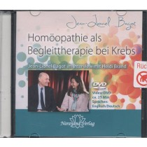 Jean-Lionel Bagot  Homöopathie + Krebs DVD