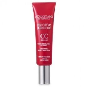 L'Occitane Pfingstrose Teintperfektionierende CC Cream Light 30 ml