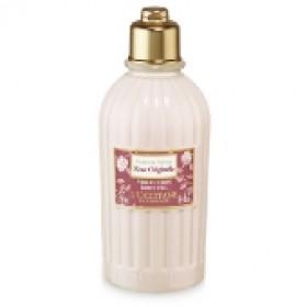 L'Occitane Körpermilch für seidig schöne Haut Rose 250 ml