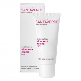 Santaverde aloe vera creme light 30 ml