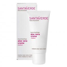 Santaverde aloe vera creme medium 30 ml