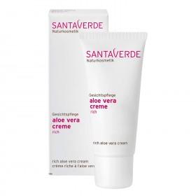 Santaverde aloe vera creme rich 30 ml