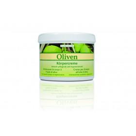 Plantacos Olivenbutter Körpercreme Ds 500 ml