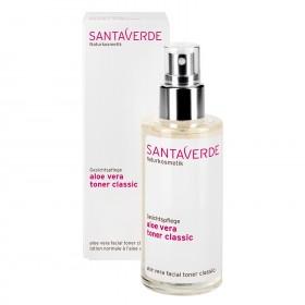 Santaverde aloe vera toner classic 100 ml