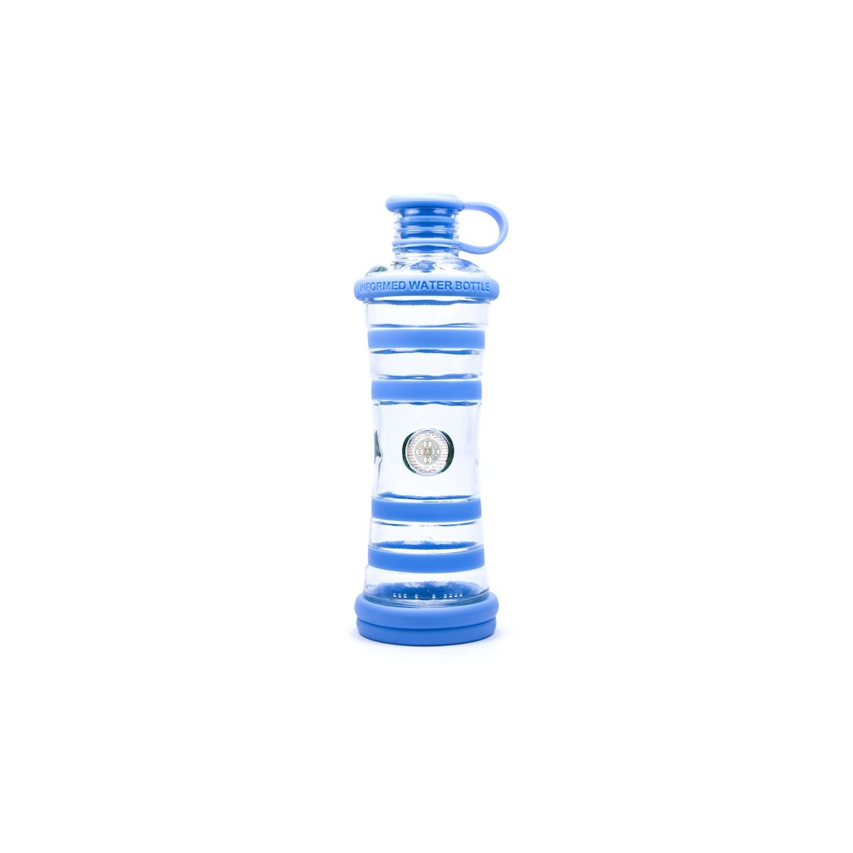 i9 Relaxation Glas-Trinkflasche 65ml