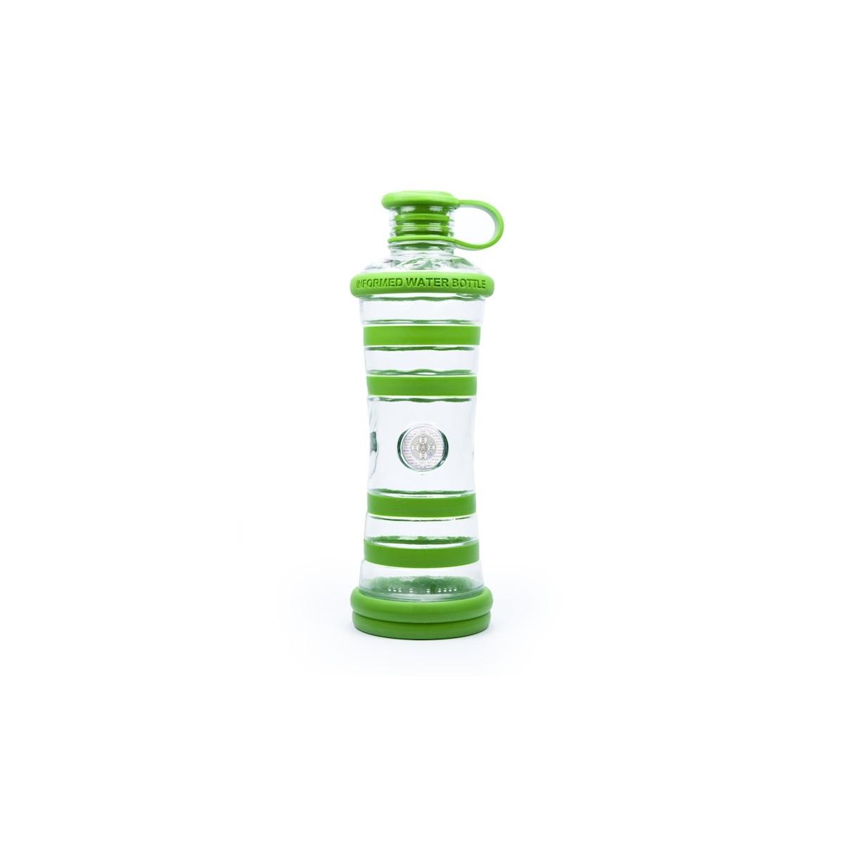 i9 Harmony Glas-Trinkflasche 650 ml