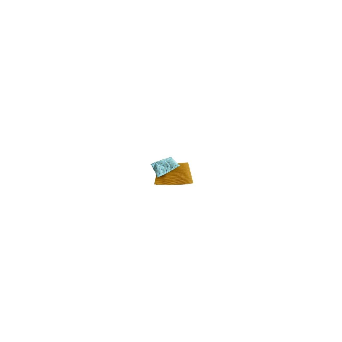 Set Bienenwachswickel