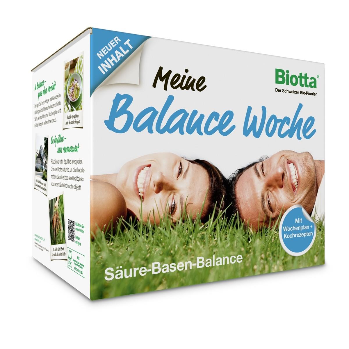 Biotta Basen Balance Woche