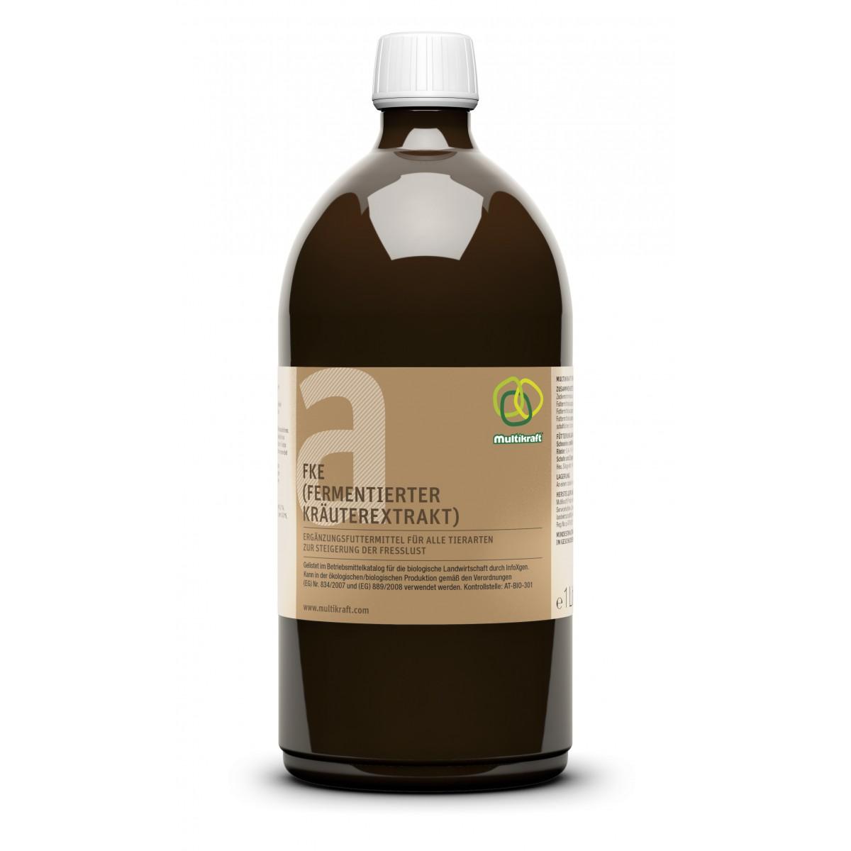 FKE Fermentierter Kräuterextrakt 1 l