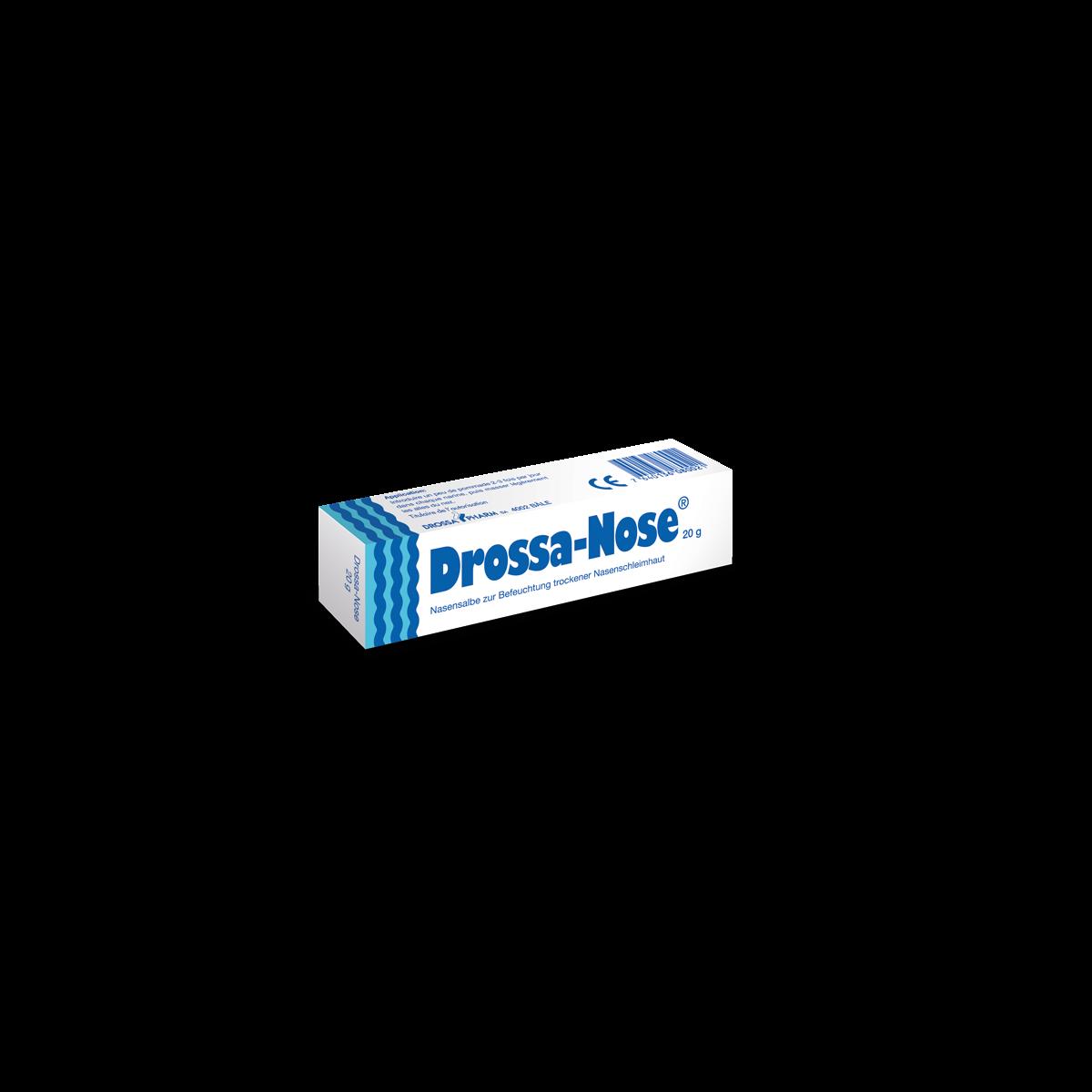 Drossa Nose Nasensalbe 20 g