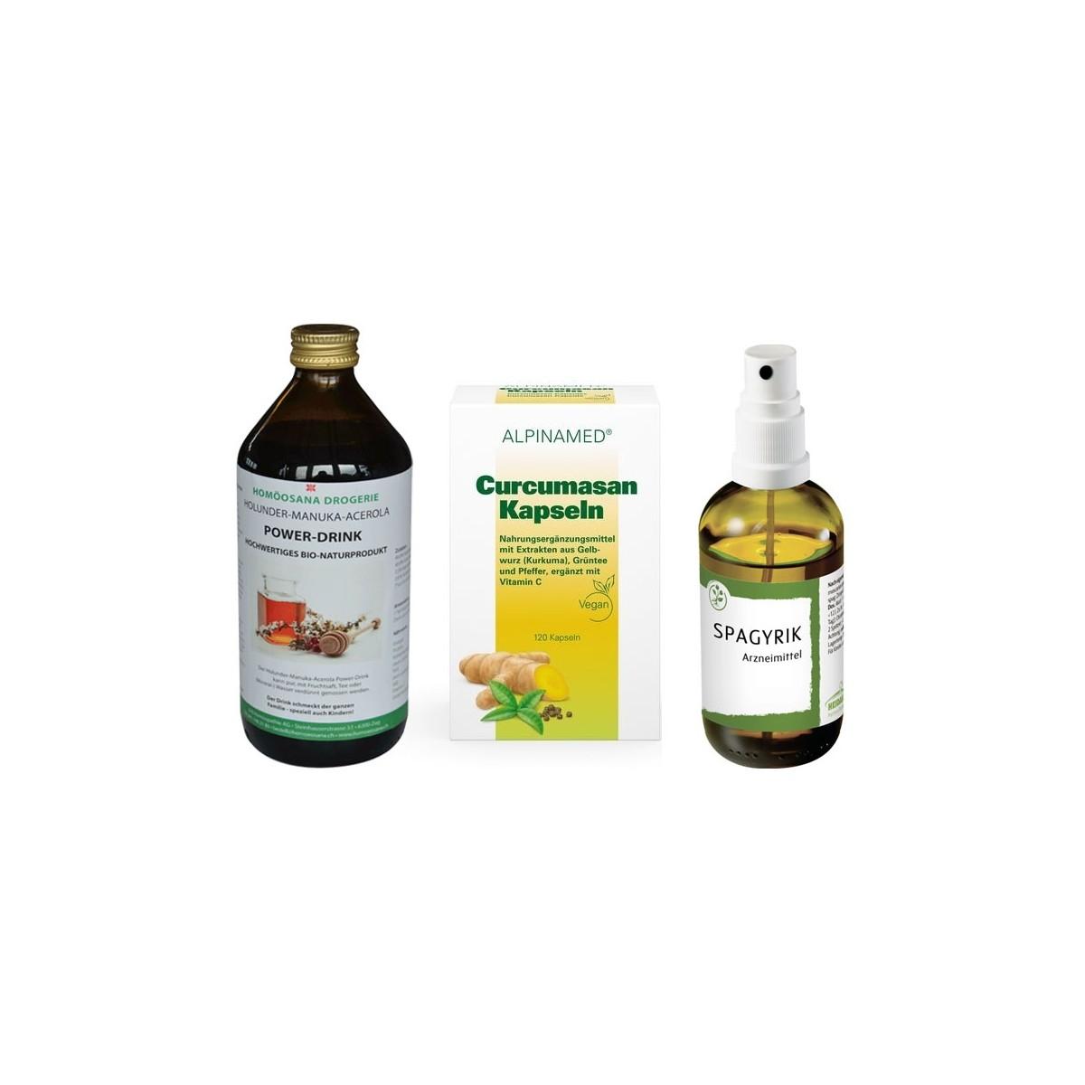 Immunsystem-Set - Gesund bleiben