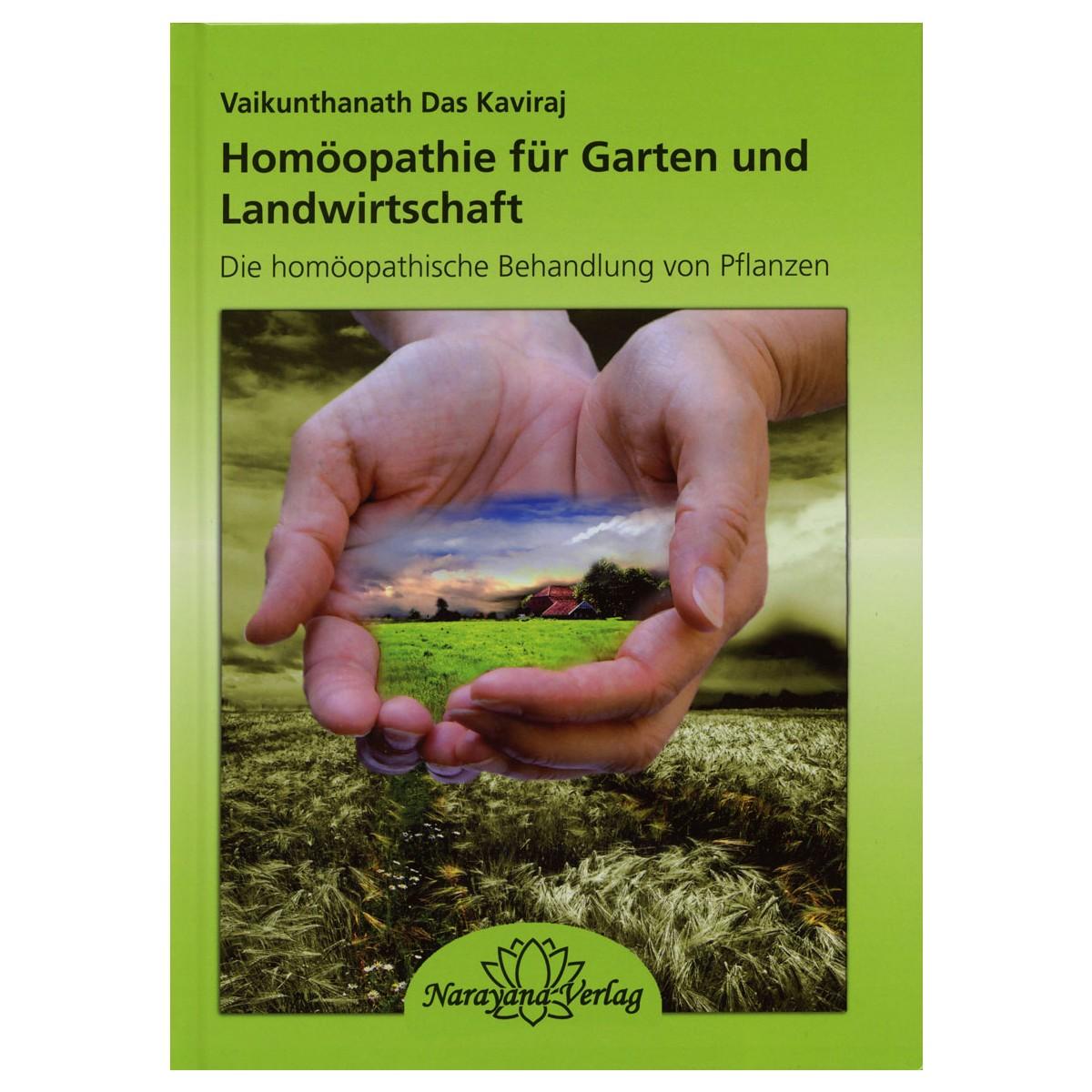 Kaviraj Das Vaikunthanath, Homöopathie für Garten und Landwirtschaft