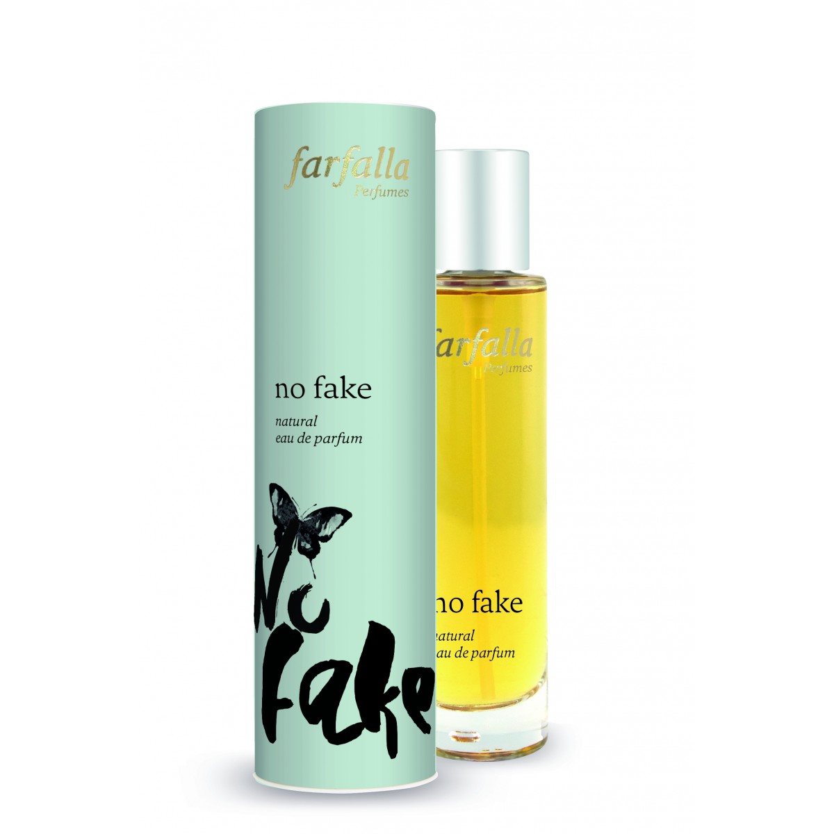 farfalla No Fake natural eau de parfum 50ml
