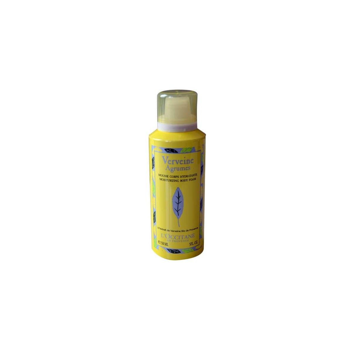 L' Occitane Verbena feuchtigkeitsspendender Körperschaum 150ml