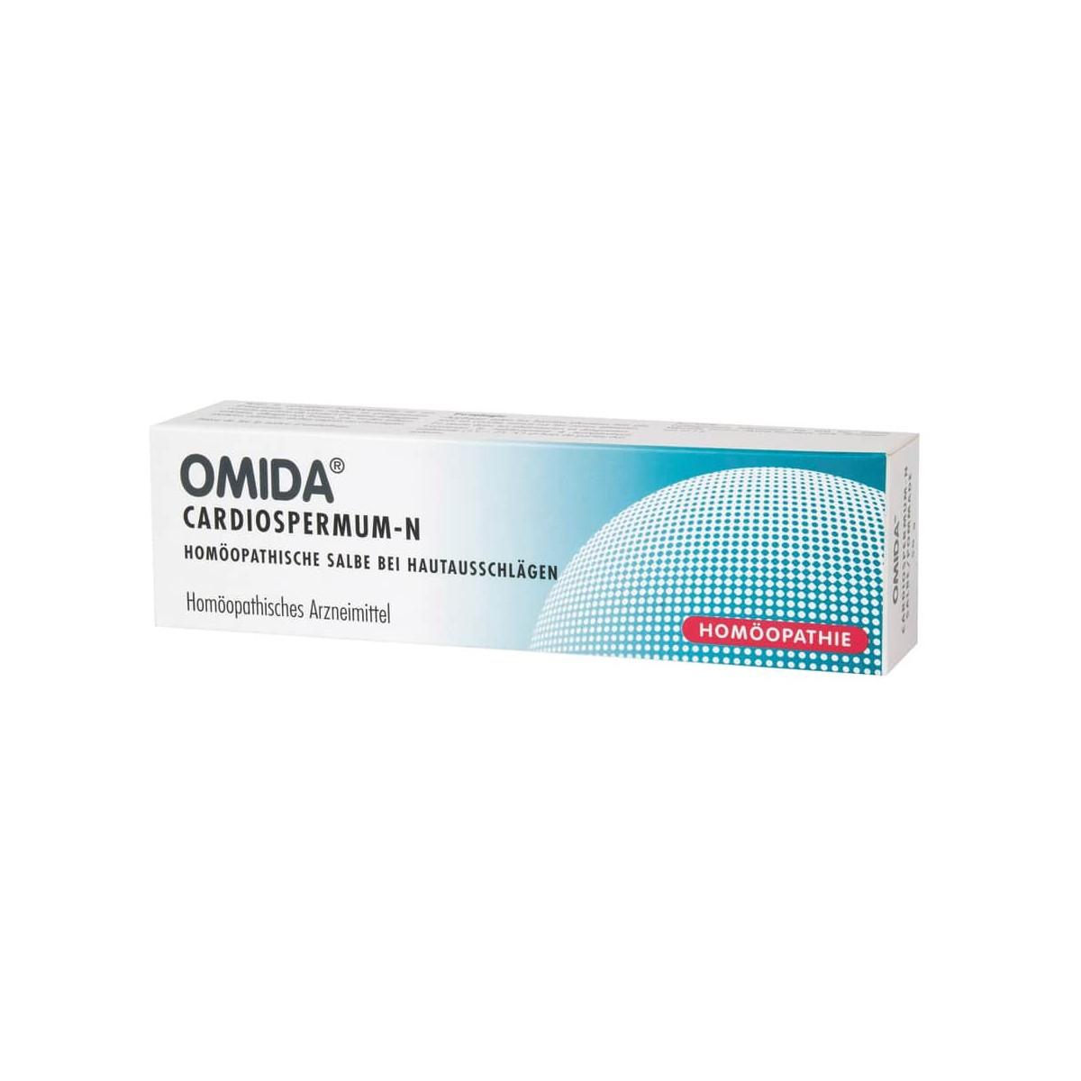 Omida Cardiospermum-N Salbe 50 g
