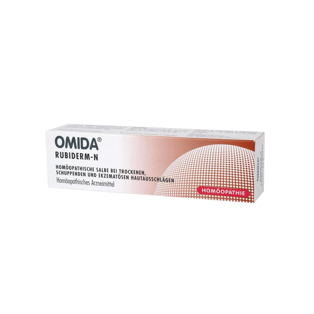 Omida Rubiderm-N Salbe 50 g