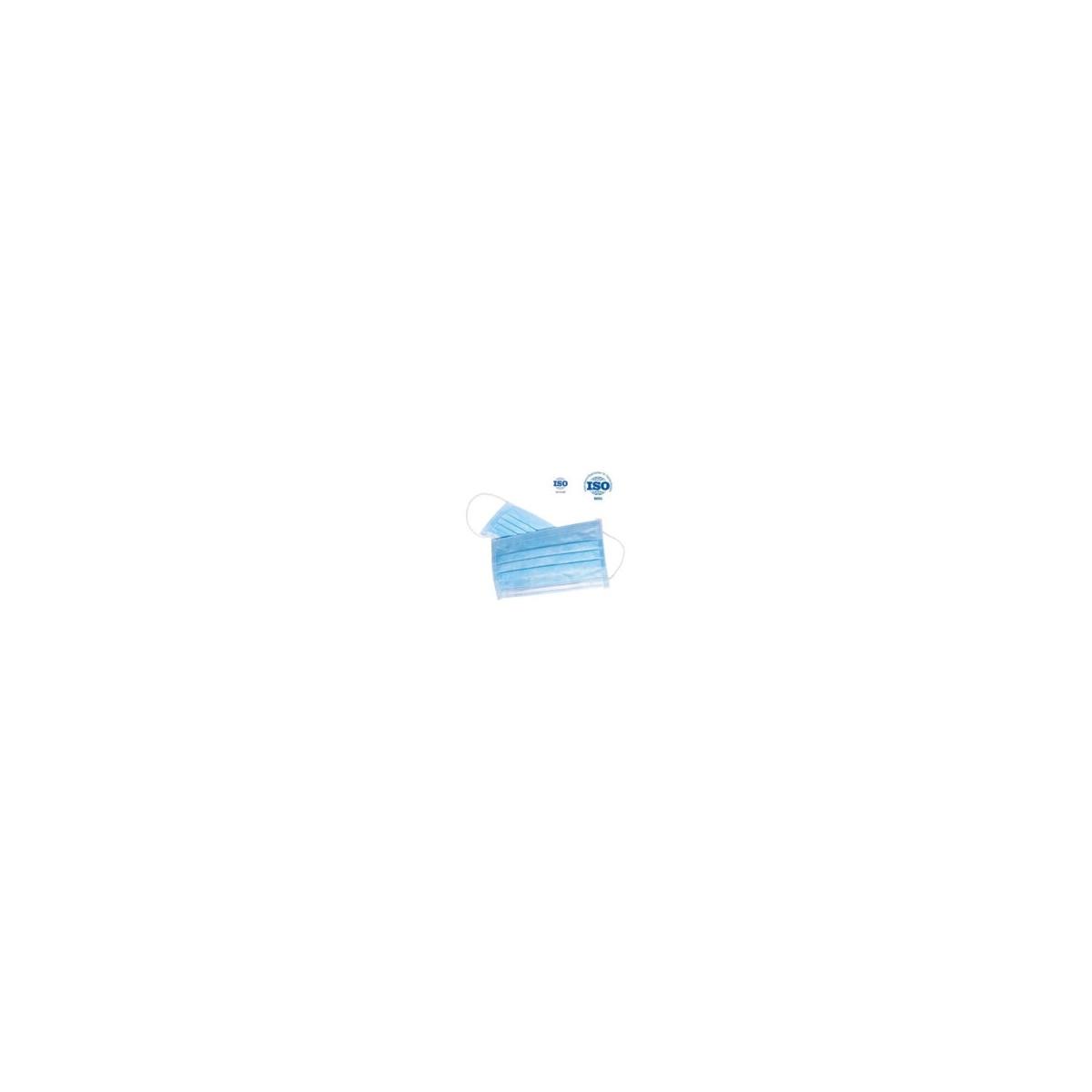 Hygiene Schutzmasken blau 25 Stk.