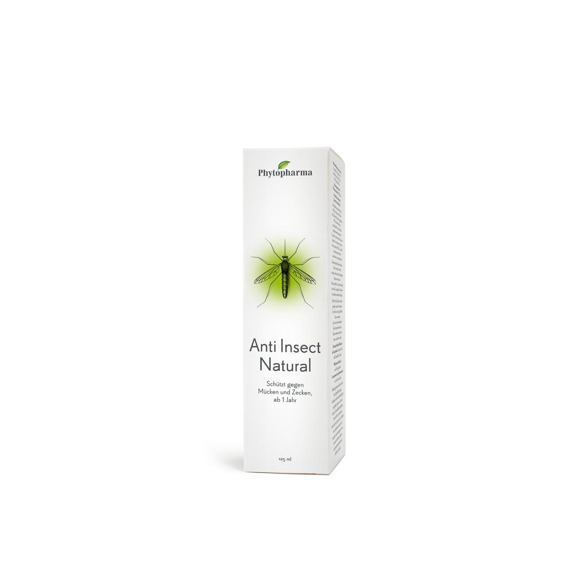 Phytopharma Anti Insect Natural Spray 125ml
