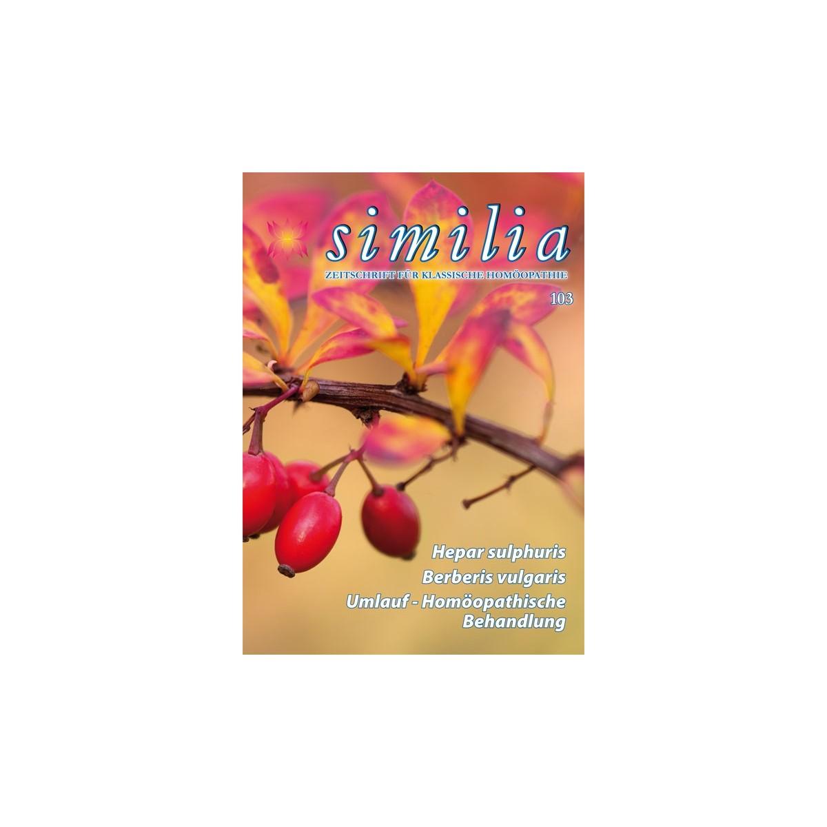 Similia Nr. 103