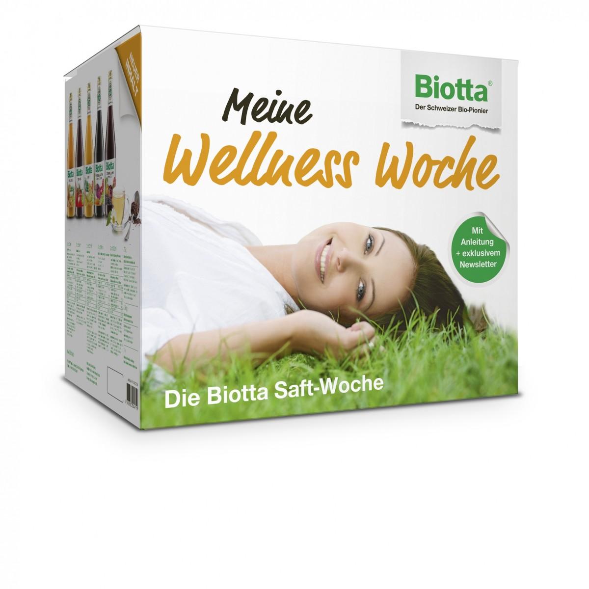 Biotta Wellness Woche