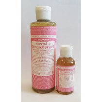 LIMITED EDITION! Dr. Bronner's 18 in 1 Naturseife flüssig Kirschblüte 240ml
