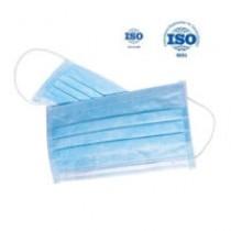 Hygiene Schutzmasken blau 5 Stk.