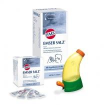 Emser Kindernasendusche mit Emsersalz 1.475g für 125ml Beutel à 20Stk.