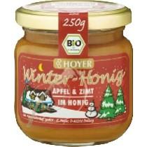 Hoyer Winterhonig Apfel & Zimt 250g
