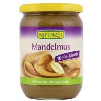 Rapunzel Mandelmus Bio braun Glas 500 g
