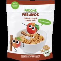 Freche Freunde Frühstücks- Spass Apfel & Zimt 125g (6er Pack)