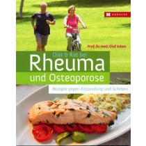 Adam Olaf, Diät & Rat bei Rheuma und Osteoporose