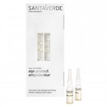 Santaverde age protect ampullenkur 10 x 1 ml