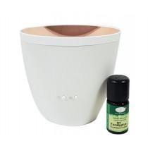 Aromalife ZOÉ Aromavernebler weiss inkl. ätherischem Öl 5ml