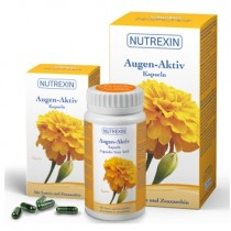 Nutrexin Augen Aktiv  120 Kapseln