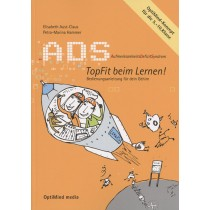 Aust-Claus Elisabeth & Hammer Petra-Marina, ADS - Topfit beim Lernen