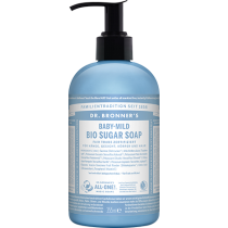 Dr. Bronner's Bio Sugar Soap Baby mild / neutral 335ml