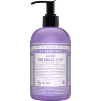 Dr. Bronner's Bio Sugar Soap Lavendel 335ml