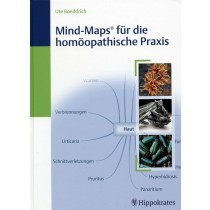 Boeddrich Ute Mind-Maps für die homöopathische Praxis
