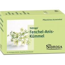 Sidroga Fenchel Anis Kümmel Tee 20 Btl