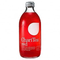 ChariTea red Rooibostee mit Passionsfrucht 33cl