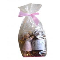 Geschenk-Set Engel Romi rosa