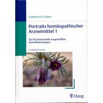 Coulter Catherine R., Portraits homöopathischer Arzneimittel 1