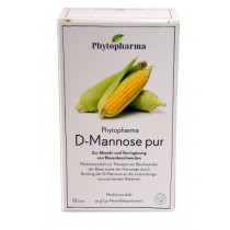 Phytopharma D - Mannose pur Pulver 75g