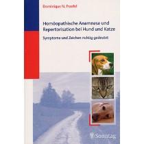 Fraefel Dominique, Homöopathische Anamnese und Repertorisation bei Hund und Katze