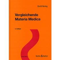 Gross Rudolf Hermann & Hering Constantin, Vergleichende Materia Medica