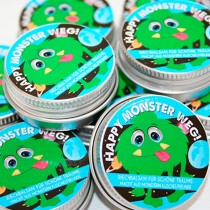 "Dufties ""Happy Monster Weg"""